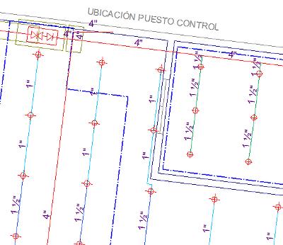 Imventa ingenieros software t cnico para ingenier a y for Representacion arquitectonica en planos